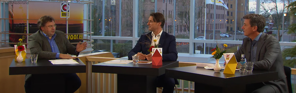 [Video] Talkshow in BOVAGhuis met Jacco Vonhof van MKB-Nederland